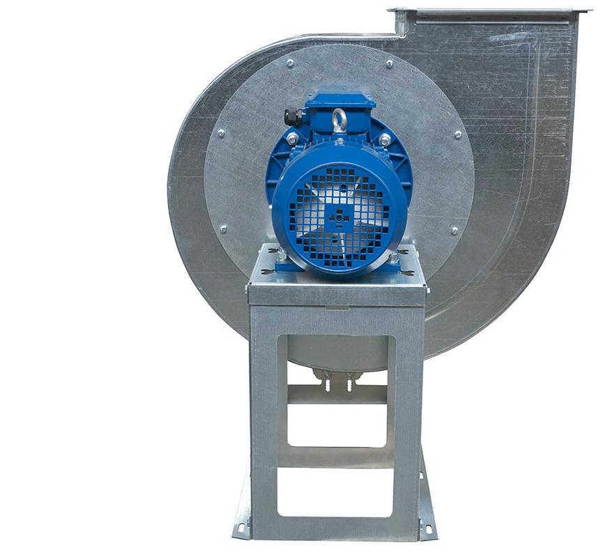 Вентилятор ВЦ 14-46 №2 2,2 кВт 3000 об/мин (Левый, 0)
